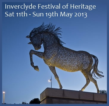 If you're interested in the Heritage of Inverclyde please LIKE this Facebook Page. Click on the photo to go to the Page...