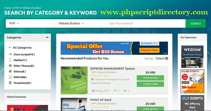 We provide the Best PHP Website Builder Scripts from different vendors, surely you will get a better PHP Website Builder Software for your Business with unique features.