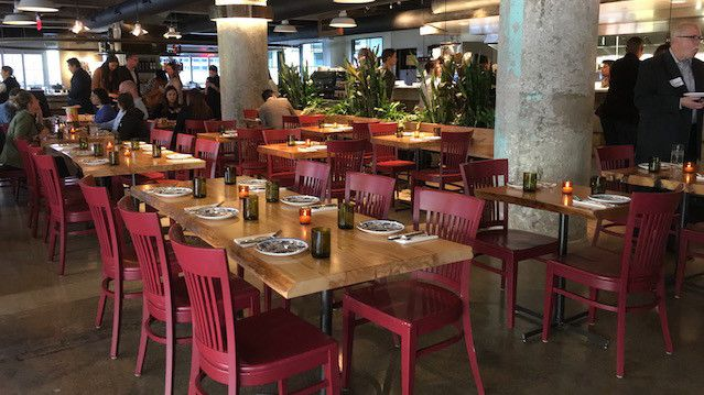 First Look: 24, Jose Garces' Destination for Wood-Fired Fare - Zagat