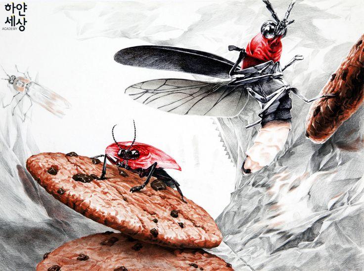 일산하얀세상미술학원 17 국민대 실기대회 6월연구작 2