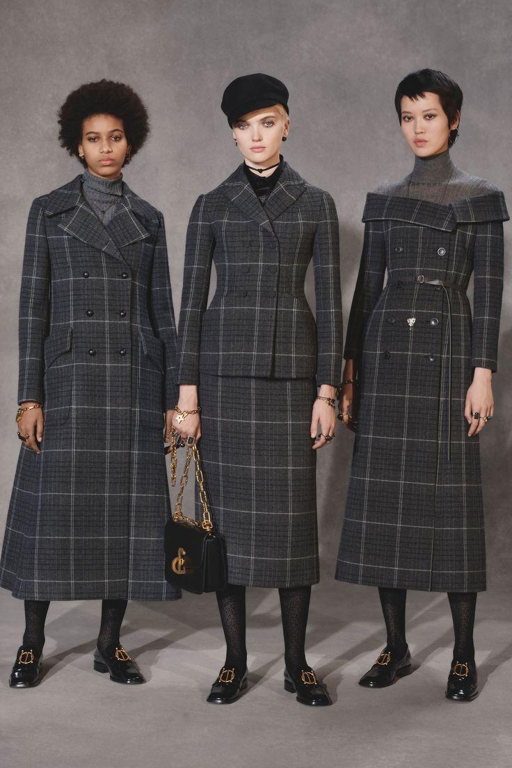 Christian Dior Pre-Fall 2018 Fashion Show