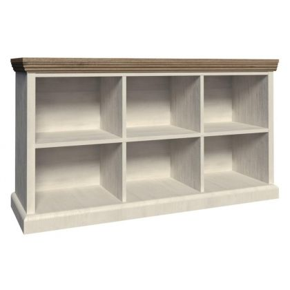 Royal Low Bookcase                                                                                                                                                                                 More