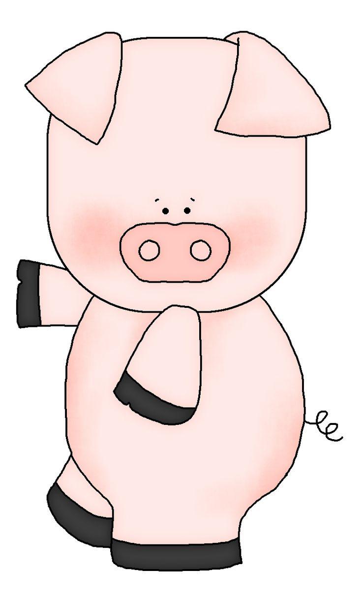 A Teacher's Touch: Little Pig An Emergent Reader Freebie