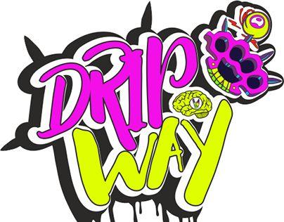 "Check out new work on my @Behance portfolio: ""Пробный логотип для DripWay"" http://be.net/gallery/43874703/probnyj-logotip-dlja-DripWay"