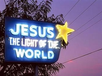 1000 images about Neon Jesus on Pinterest #2: 409a77c5bdab9035c978bb056f