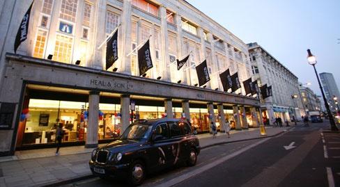 Heal's, Tottenham Court Road, London.: Court Roads, Healing Buildings, Favorite Places, Amazing Interiors, Beautiful Buildings, Icons Stores, British Invasion, British Design, British Tottenham