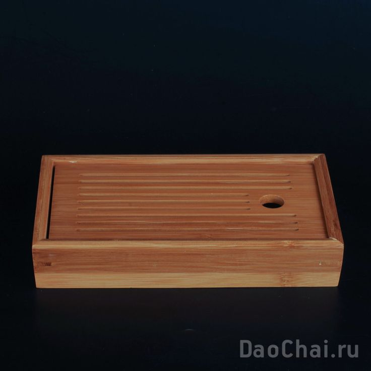 Чабань малая, бамбук 22х12см (7023)