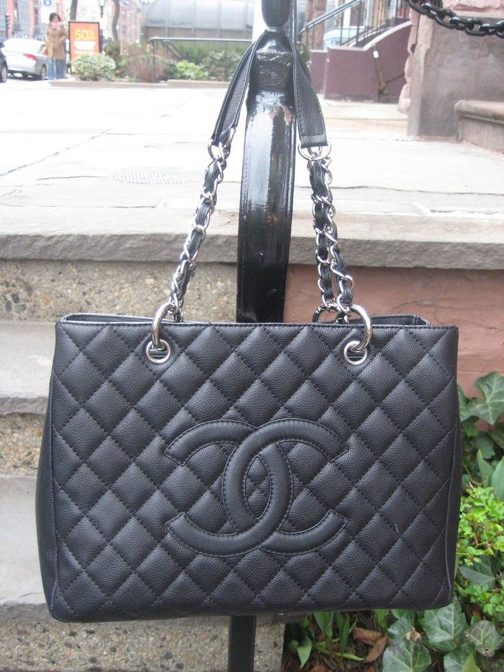CHANEL TOTE. this should be a must for everyone