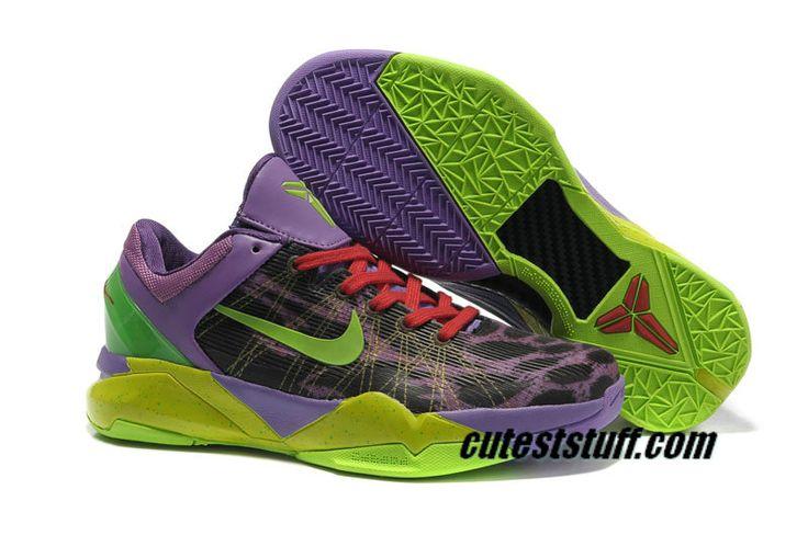Nike Zoom Kobe 7 Womens Supreme Christmas Cheetah 488244-500 | Nike Shoes | Pinterest | Nike Zoom, Kobe Bryant Shoes and Cheetahs