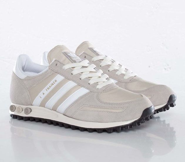 Adidas Originals La Trainer White