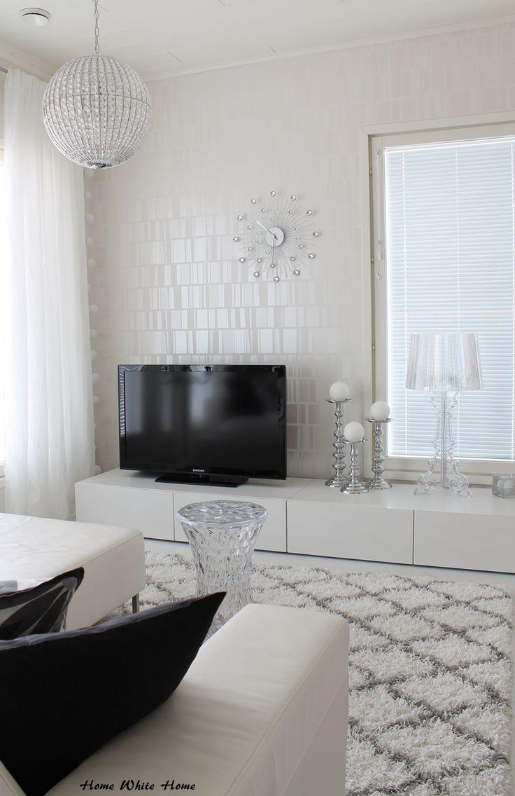 Black and White Living room <3 - Home White Home -blog