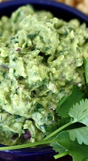 ROASTED GARLIC GUACAMOLE   Recipes   Pinterest   Guacamole, Spring and ...
