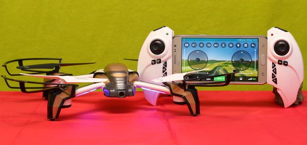 Kaideng K80 Pantonma quadcopter with alt-hold and collision avoidaince