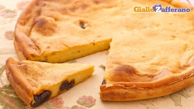 Ricetta Flan alle prugne (Far Breton) - Le Ricette di GialloZafferano.it