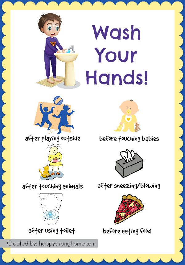 31 best Hand washing theme and activities for toddlers ...