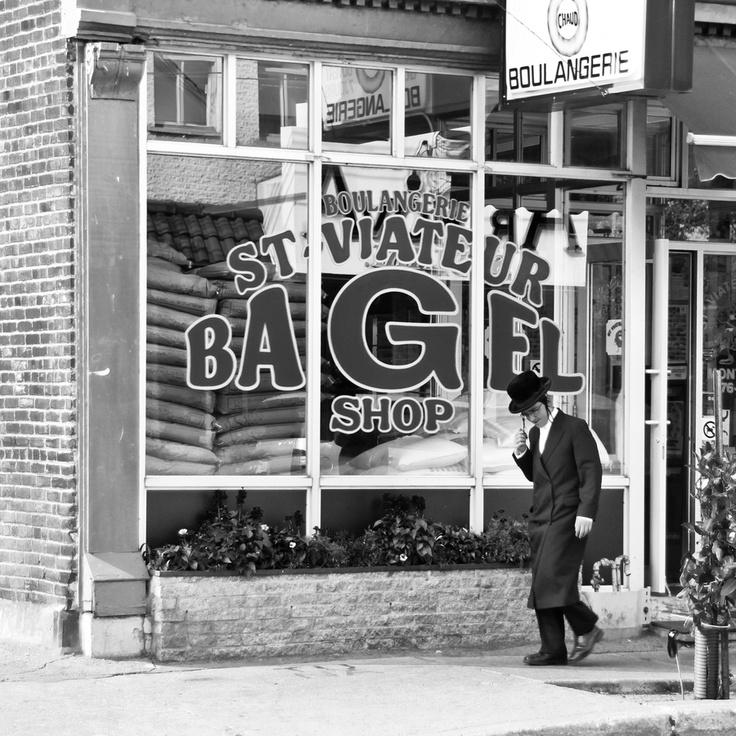 Les Bagels de Montréal