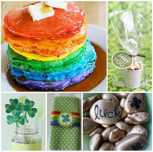 40 goodies and crafts for St. Patrick's Day