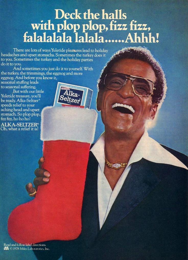 Sammy Davis Jr. for Alka-Seltzer, 1978
