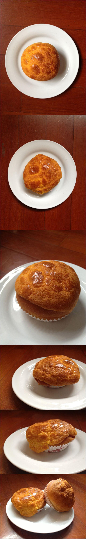 'hk pineapple bun' 2