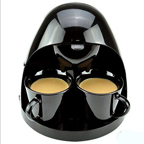 Coffee Machines Espresso Maker Tea Accessories Fully-Automatic Lovers Coffee Machine 220V 2 Cups Drip Coffee Maker American Coffe Machines Black By Oneoftheworld99 -- See this great image  : Coffee Tea Espresso