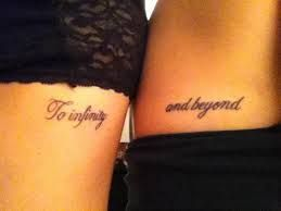 Friend Tattoos – best friend quote tattoos for girls – Google Search…