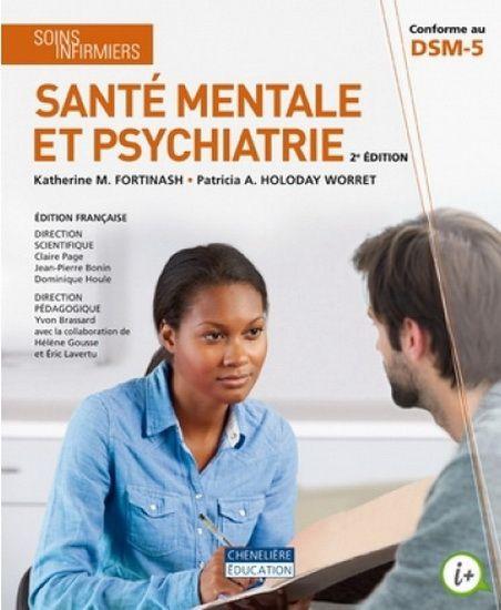 Cette nouvelle édition a été entièrement revue afin de la rendre conforme au DSM 5. Comme les autres titres de la Collection Soins infirmiers, elle a été conçue avec le souci de proposer un contenu accessible, concret et axé sur les pratiques infirmières québécoises. Cote: RC 440 F671 2016 v.1-v.3 REF