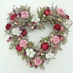 Valentine's Day Wreaths: A Gift More