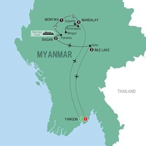 Dates don't work for March April, but I really want to do this. The must-see sights, rich culture and ancient traditions of Myanmar are revealed on this in-depth trip.