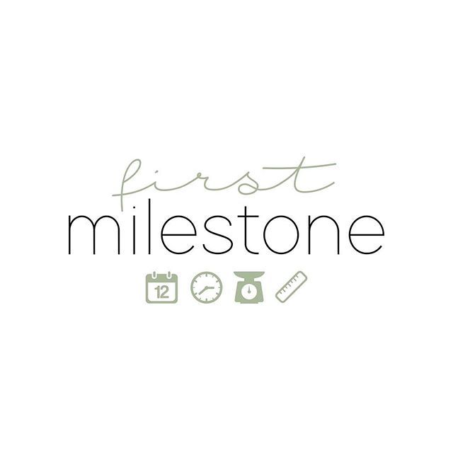 WEBSTA @ seriously_milestones - Our newest stockist, located in NZ and perfectly names to carry our cards. Head on over and show them some Seriously love ❤️