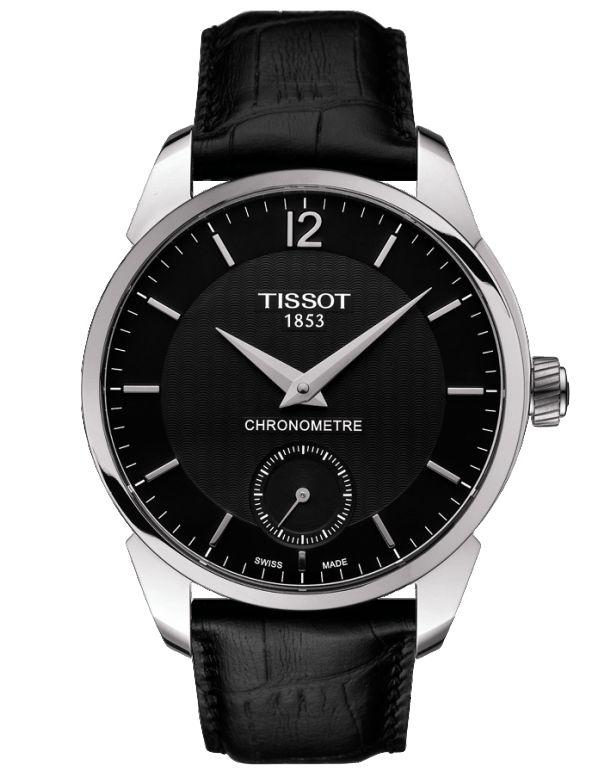 Tissot T-Classic T-Complication Chronometer Men's Mechanical Watch - T070.406.16.057.00