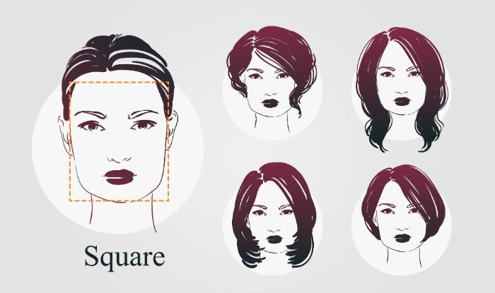 Shutterstock 511488313 Jpg 700 415 Square Face Short Hair Square Face Hairstyles Rectangle Face Shape