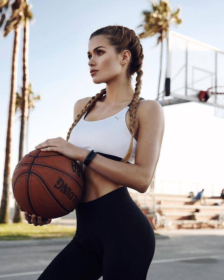 foto fitness   bola de basquete