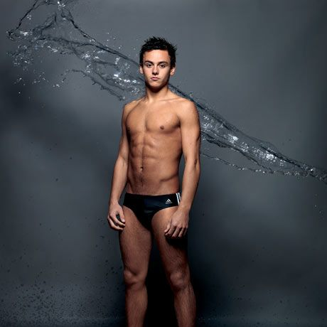 Tom Daley, I would draw your abs very well ;) Please pose for an Artful Bachelorette party.