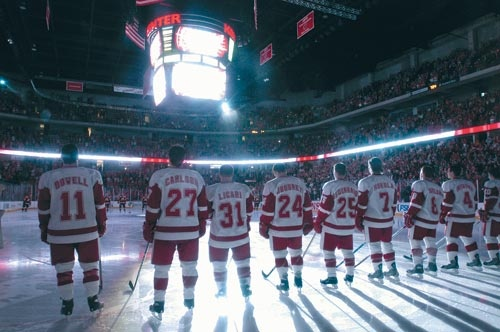 University of Wisconsin Badger Hockey