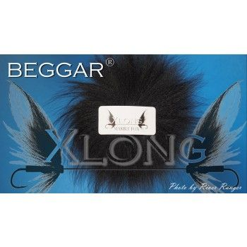 Xlong Marble Fox tail pieces By RiverBug / Beggar Co. Lenght 7 - 10 cm. #flytying #shop #shopping #fishing #riverbug #beggar #fly #flyfishing #Finland #diy #materials  www.riverbug.fi @RiverBugFinland