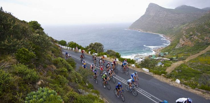 The Cape Argus Cycle Tour is an exquisite race.