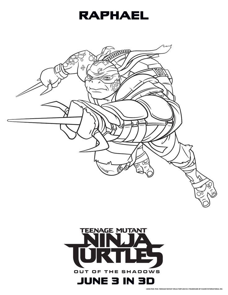 26 best tortue ninja images on Pinterest - copy lionel trains coloring pages