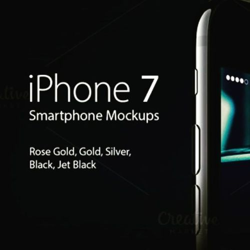 designeour:  #iPhone 7 #Mockups Pack by...