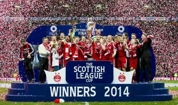 Watch Aberdeen fc cup winners! COYR