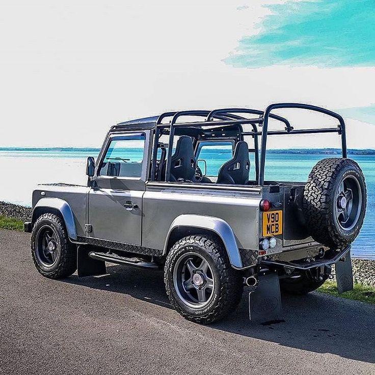 1521 Best Land Rover DEFENDER 90 Images On Pinterest