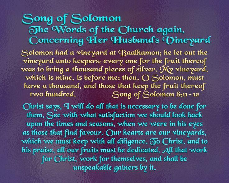 58 Best Song Of Solomon Images On Pinterest