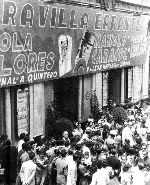 Mejores 136 im genes de cines y teatros de sevilla en for Cartelera avenida sevilla