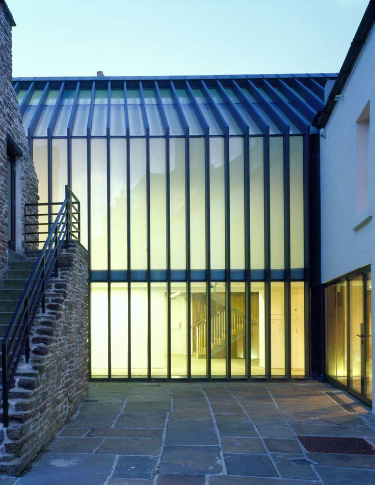 Reiach and Hall Architects, Ioana Marinescu · The Pier Arts Centre · Divisare