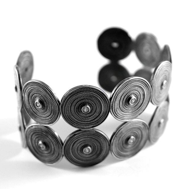 Filigree Circles Bracelet