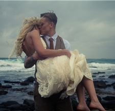 Mr & Mrs Jansen :: A stunning South African beach side wedding