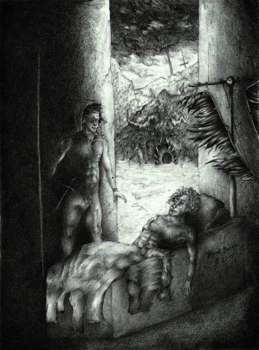 """Pożegnanie skrzydeł"", 2010. Chojnice"