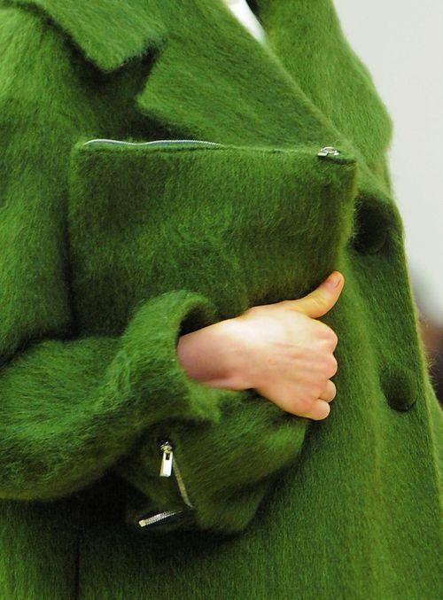 #ladozzina.com #green the colour of October
