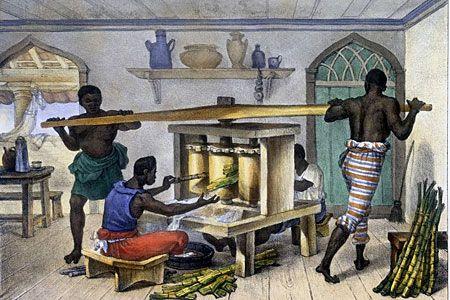 Planet Wissen - Sklaven für Amerika