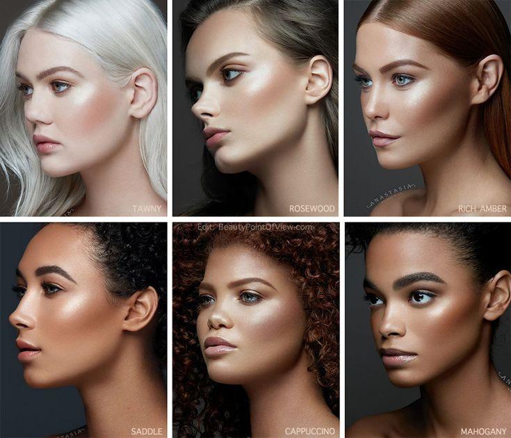 Anastasia Powder Bronzers #abh #anastasiabeverlyhills #sephora #makeup #beauty