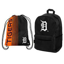 Detroit Tigers Mochila y bolso de lazo Combo Pack-Mlb